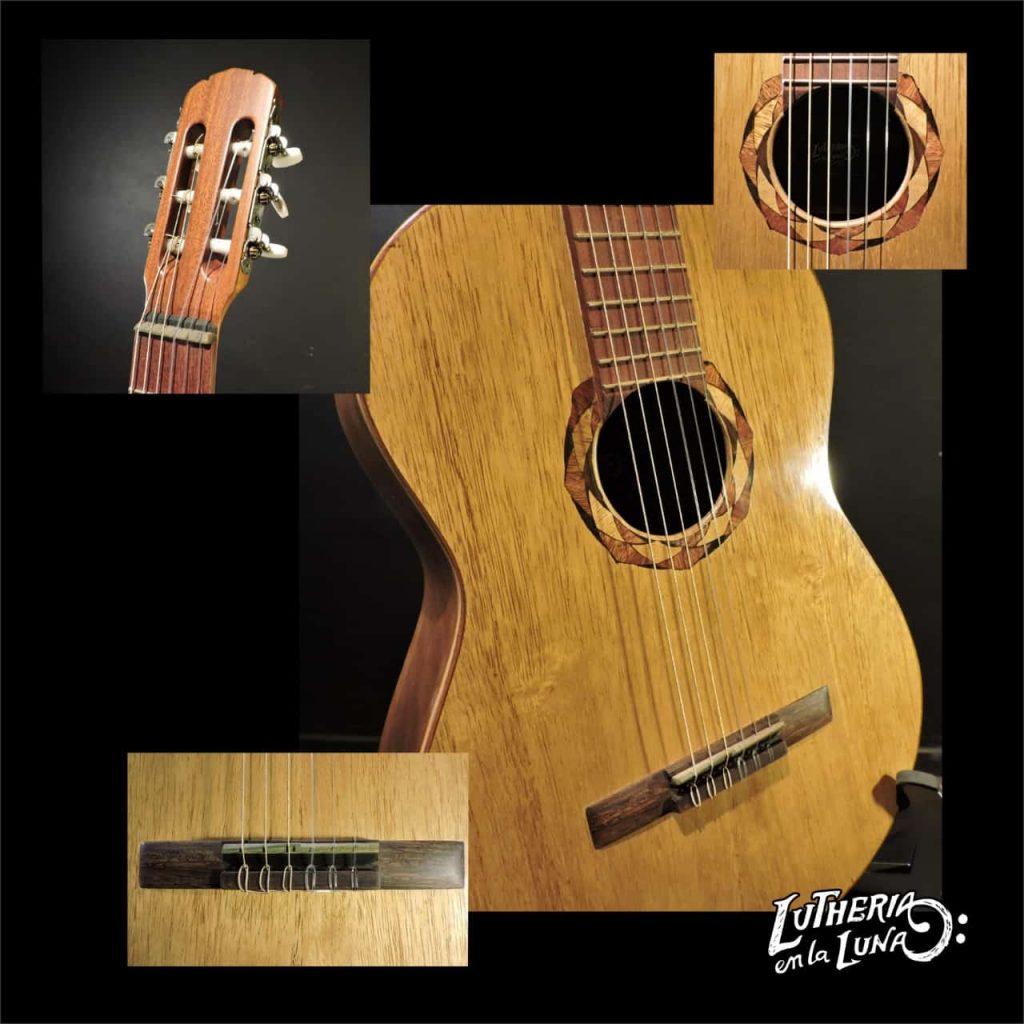 Guitarra Semi Concierto