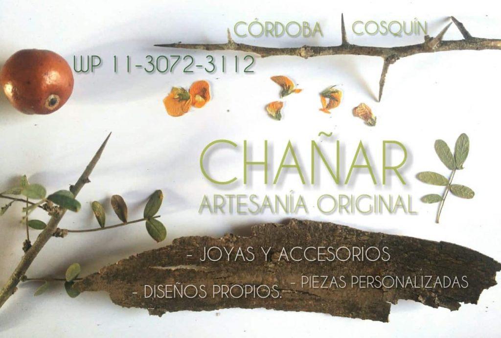 Logo Artesanía Chañar